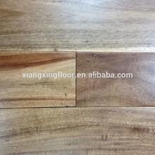 UV Finished Big leaf Acacia hardwood Floor