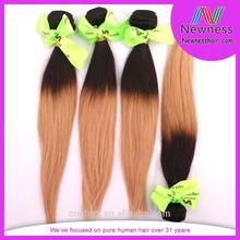 Brazilian Virgin Hair Material U Part Wigs Human Hair Wavy ombre women hair