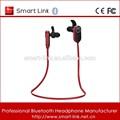 Inalámbrico multipunto deporte en la oreja manos libres Bluetooth auriculares para teléfonos celulares