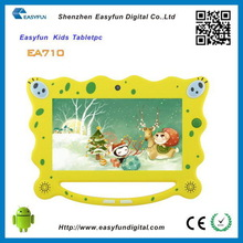 2014 Cheapest q89 for kids tablet 7 capacitive