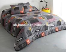 Comforter Set Winter Polyester Bedding Set