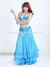 """Class = """" wholesale_product """" > < / span > del vientre traje de la danza del vientre de la danza de ventilador"""