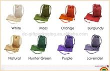 Customized Jute Burlap Gift Bags/Top Burlap Bags Wholesale
