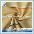 Marineblau spitze fabriccvc Stoff/streifen stoff brasilien trikot für t- shirts/poloshirts in loser schüttung