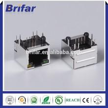 Brifar cat6 rj45 connector shielded