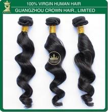 Wholesale 100% virgin hair lady star weave