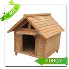 natural pet kennel wooden dog cage