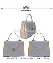 Famous Designer Genuine Python Handbag