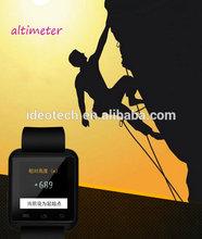 2015 new fashion design bluetooth touch screen cheap smart watch