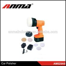 Adjustment speed car polisher new design car polish /cordless car polisher