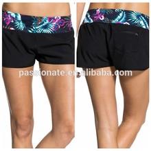 Custom Printed Women Sports Sexy Teen Girls Hot Shorts