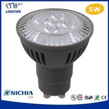 2015 high CRI led lamp 230v mini spot gu10 with Nichia smd3030