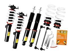 DGR FOR VOLKSWAGEN GOLF 5 R32 coilover absorber shock Full Suspension Kit