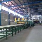 Full Automatic Glass Wool Panel Production Line/Machine