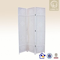 folding screen wall mounted,hanging screen room divider