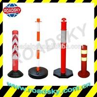 High Visible Flexible PU Traffic Signal Post