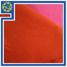 red dyed finished fabric poly cotton fabric