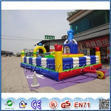 Bring happiness everywhere!!sell used amusement park,toys amusement park sale,inflatable amusement park project