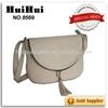 bag women model articles of leather business messenger bag