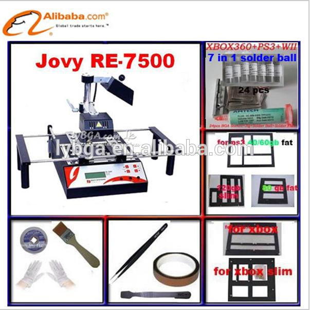 Rework Station Jovy re 7500 Jovy Re7500 Bga Rework Station