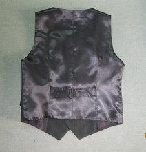 Microfiber formal mens designer 2012 latest lady waistcoat