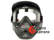 New Arrive Thermal Paintball Mask And Safety Goggles CL9-0003
