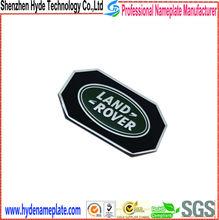 3d electroforming brand name metal car badge car logo car emblem