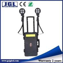 JGL RLS-80W metal halide floodlight military emergency lighting