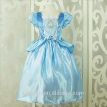 cenicienta disny traje de cenicienta vestidos para niñas al por mayor