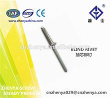 Domed Head Blind Rivets