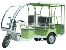 60V/1200W 2015 New Model Auto Electric Rickshaw with seat