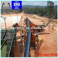 Large capacity stone crusher plant / sand making crusher plant