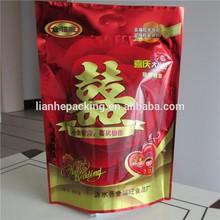 raw material in plastic industry sugar plastic bag for food packaging
