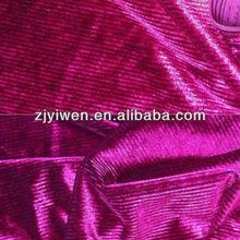 new arrival lustrous polyester fiber filament velveteen dazzle for sportswear, basketball t-shirt fabric, football tee fabric
