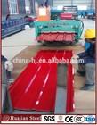 machine make corrugated sheets steel prepainted galvanized steel roofing