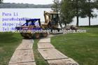 new design construction mat / construction track road mat company
