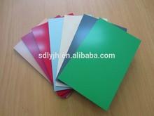 PE or PVDF Coated Surface Treatment 3mm 4mm Dibonds Aluminium composite panel
