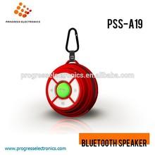 A19 2014 Best Cheap keychain bluetooth speaker music mini bluetooth speaker