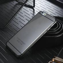 Hotsell OEM diseño Ultra fino de la PP del teléfono móvil cubiertas para el IPhone 6, Para el IPhone 6 más