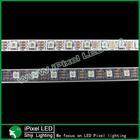 3M adhesive 30/60/144 leds/m ws2812b rgb led strip