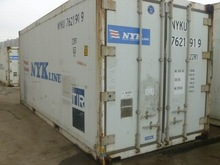 Reefer/Refrigerated Container 20ft In Good Condition