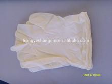 Elastic medical exam use vinyl powdered and powder free gloves