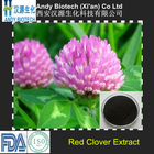Pure Natural Best Selling Isoflavone 20% Red Clover Extract Powder