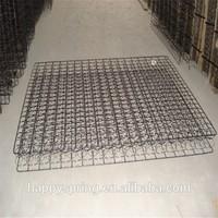 Compression mattress bonnell spring flat compreess packing
