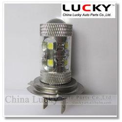 High Luminance 50W H7 fog lights car