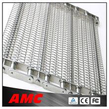 Metal conveyor belt mesh,stainless steel conveyor belt band wire mesh belt