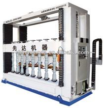Xianda XDLG-300/600 Multi heads Baluster Cutting machine Passed ISO9001