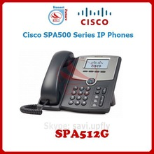 Orignal Cheap Cisco IP Phone SPA512G