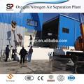 China avanzada de oxígeno criogénico/nitrógeno/de gas argón equipo de producción