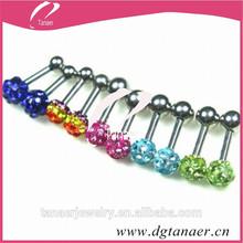 fashion costume jewelry china crystal jade earrings